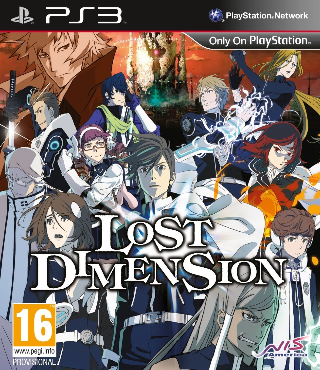 Lost Dimension (PS3)